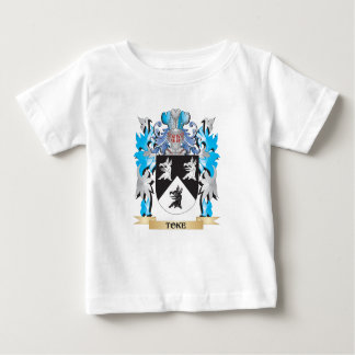 Toke Coat of Arms - Family Crest Tee Shirt