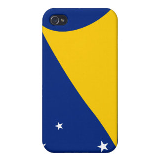 Tokelau National Flag  Cover For iPhone 4