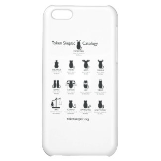 Token Skeptic Catology / Astrology iPhone 5C Case