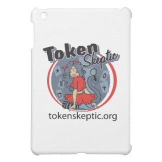 Token Skeptic Roller Derby Logo iPad Mini Cover