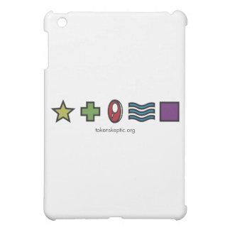Token Skeptic Zener Logo Case For The iPad Mini