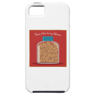 Tokens Of Love iPhone 5 Covers