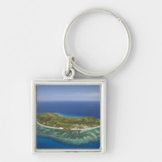 Tokoriki Island, Mamanuca Islands, Fiji Key Ring