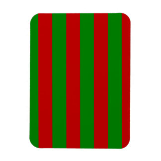 Toksie Red and Green Wallpaper Magnet