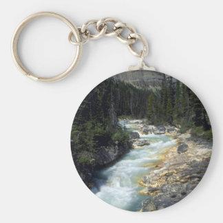 Tokumn Creek, Marble Canyon, British Columbia, Can Keychain