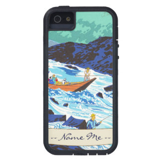Tokuriki Tomikichiro Scenery of the 12 Months iPhone 5 Covers