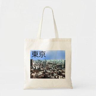 Tokyo  東京 Tote Bag