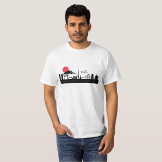 Tokyo City Panorama T-Shirt