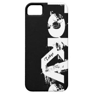 Tokyo - Cool Urban Style Black And White Cover