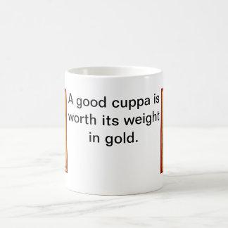 Tokyo Gold Coffee Mug