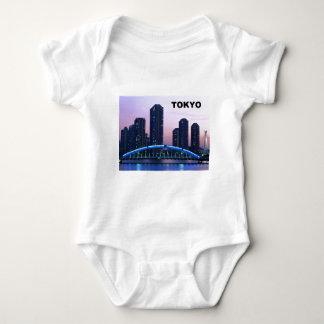 Tokyo Japan Eitai Bridge Baby Bodysuit