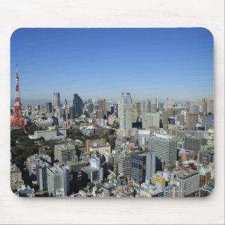 Tokyo, Japan Mouse Pad