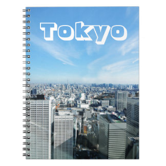 Tokyo, Japan Notebook