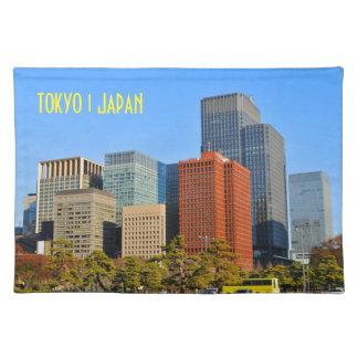 Tokyo, Japan Placemat