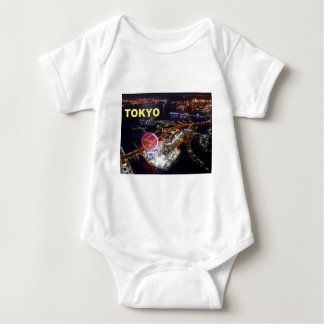 Tokyo Japan (St.K) Baby Bodysuit
