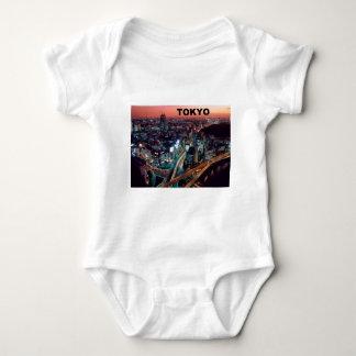 Tokyo Japan Sunset (St.K) Baby Bodysuit