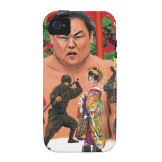 TOKYO KANJI STORE WORLD Case-Mate iPhone 4 COVER