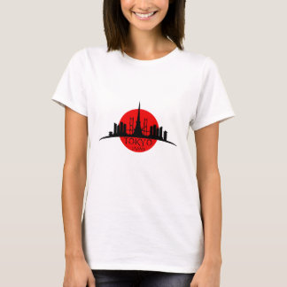 Tokyo Landmark T-Shirt
