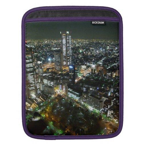 TOKYO NIGHT iPad SLEEVES