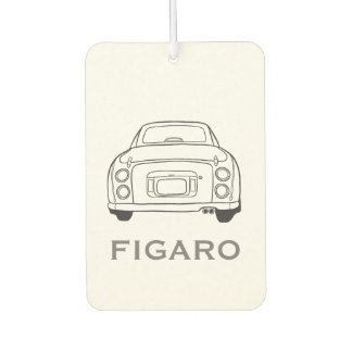 Tokyo Nouvelle Vague Figaro New Car Dangly Car Air Freshener