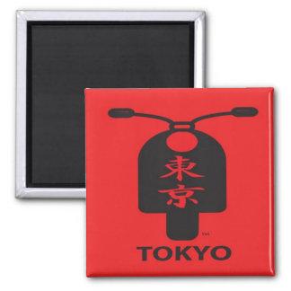 Tokyo Scooter Magnet