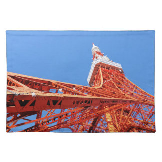 Tokyo Tower Placemat