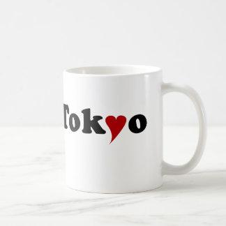 Tokyo with Heart Coffee Mug