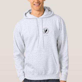 ToL shield (2) on ash hoodie