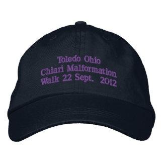 Toledo Ohio 2012 Embroidered Hat