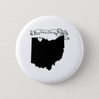 Toledo Ohio 6 Cm Round Badge