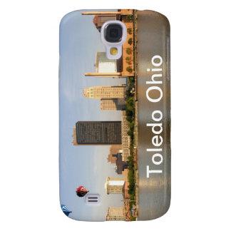Toledo Ohio City Galaxy S4 Case
