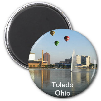 Toledo Ohio City Magnet