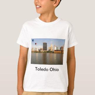 Toledo Ohio City T-Shirt