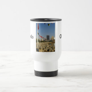 Toledo Ohio City Travel Mug