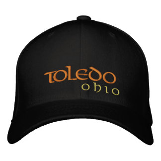 Toledo Ohio Old Europe Style Embroidered Hat