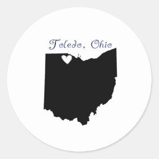 Toledo Ohio Stickers