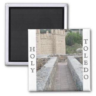 Toledo, Spain Magnet
