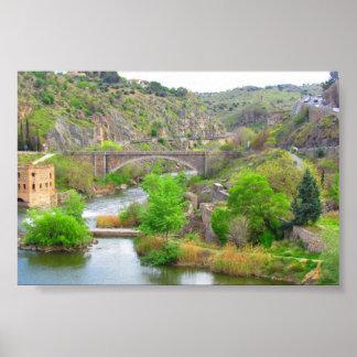 Toledo Spain Poster
