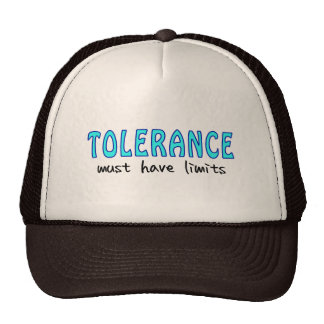 Tolerance must have of limit hat