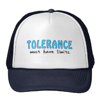 Tolerance must have of limit mesh hats