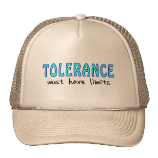 Tolerance must have of limit mesh hat