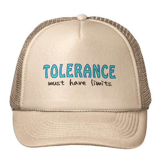 Tolerance must have of limit mesh hat