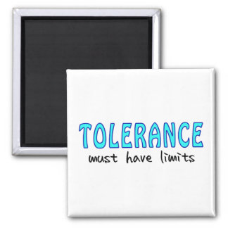 Tolerance must have of limit square magnet