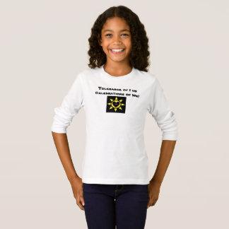 Tolerance of I vs Celebrations of We p144 T-Shirt