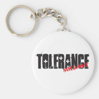 Tolerance sold out. key ring