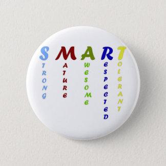 Tolerant 6 Cm Round Badge