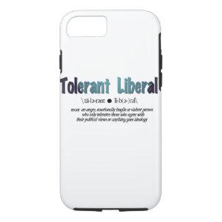 Tolerant Liberal iPhone 7 Case