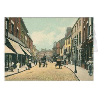 Toll Gavel, Beverley (1900) blank greeting card