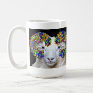 Toll-like Ram Classic White Coffee Mug