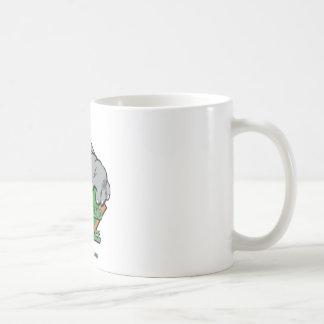 TOLL Logo Basic White Mug